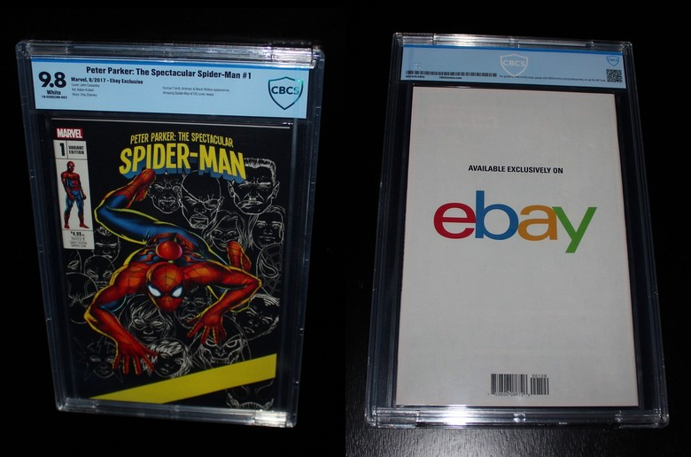 SALE: CBCS Slabbed Comics (Pics & Prices) | CBCS Comics | Page 1