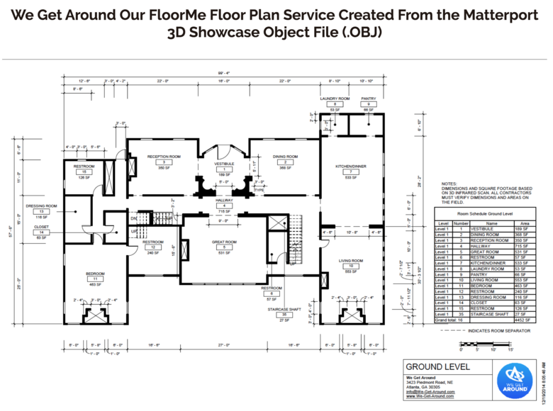 Am I Missing Something Or Is There No Floorplan Scale On The Floorplans We Get Around Network Forum Page 1